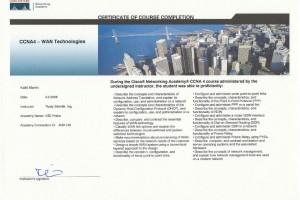 CCNA4 – WAN Technologies
